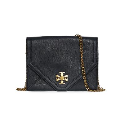 chain strap leather cross bag